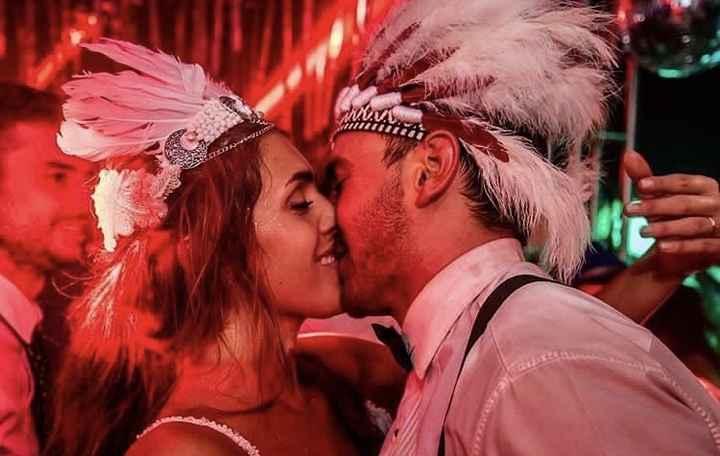 ¿Qué usa un novio en el carnaval carioca? - 2