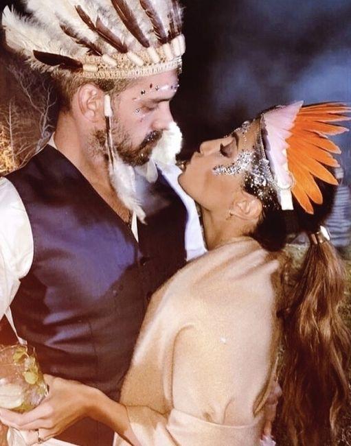 ¿Qué usa un novio en el carnaval carioca? 5