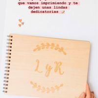 Libro de firmas ✔️ - 1