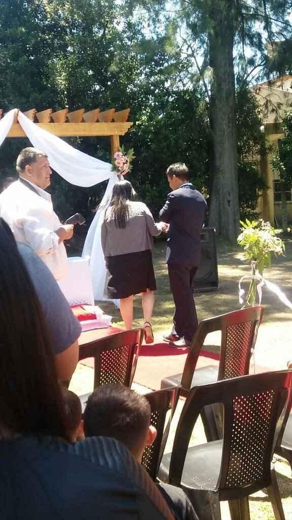 Me casé!!! ❤ - 1
