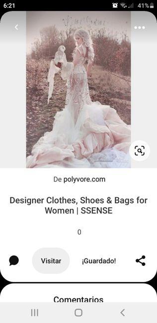 ¿Te atreverías a un no-vestido de novia? 4