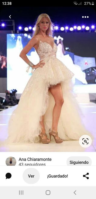 ¿Te atreverías a un no-vestido de novia? 3