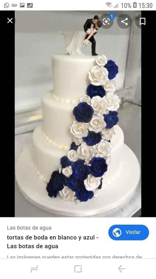 Fede & Mili El color de nuestra boda sera plata y blanco - 3