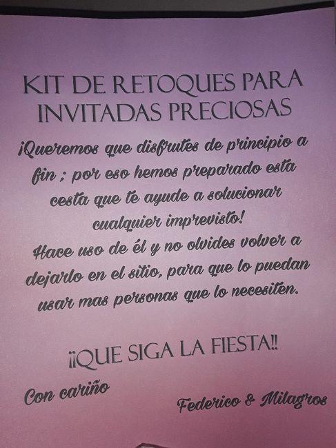 Kit de baños - 1