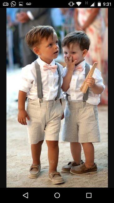676f44a07 Vestimenta de cortejo niños - 3