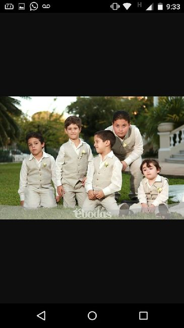 3c4f50f03 Vestimenta de cortejo niños - 10
