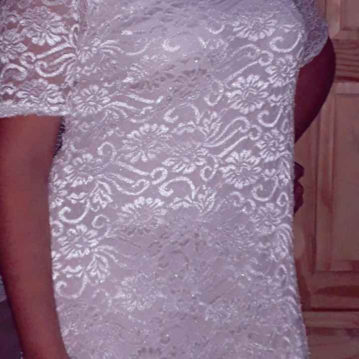 Mi vestido para mi civil - 1