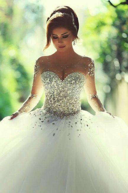 89b95a38b0 Vestidos de novia estilo princesa