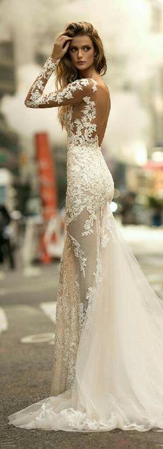 los mas espectaculares vestidos de novia