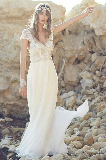 vestidos de novia estilo vintage