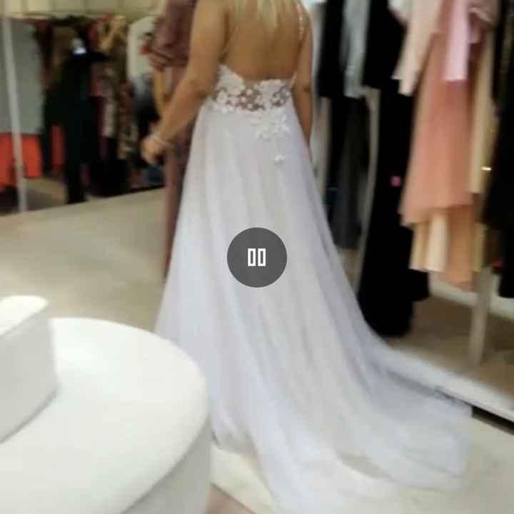 ¿Donde llevar a lavar el vestido? - 2