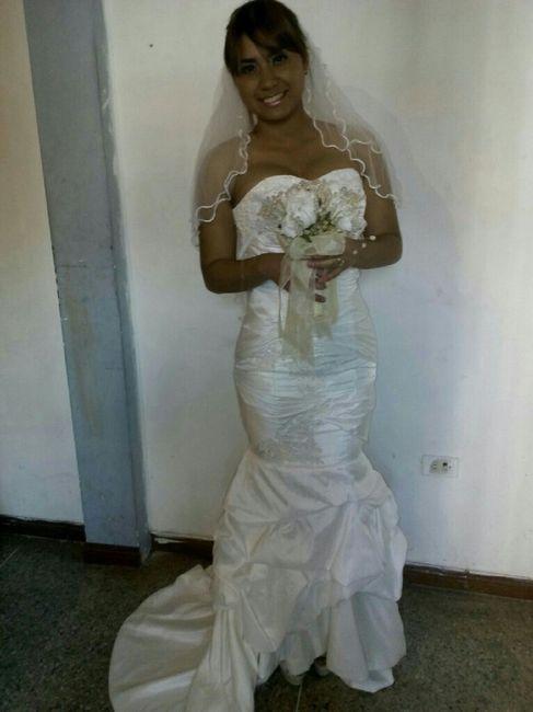 Mi vestido - 5