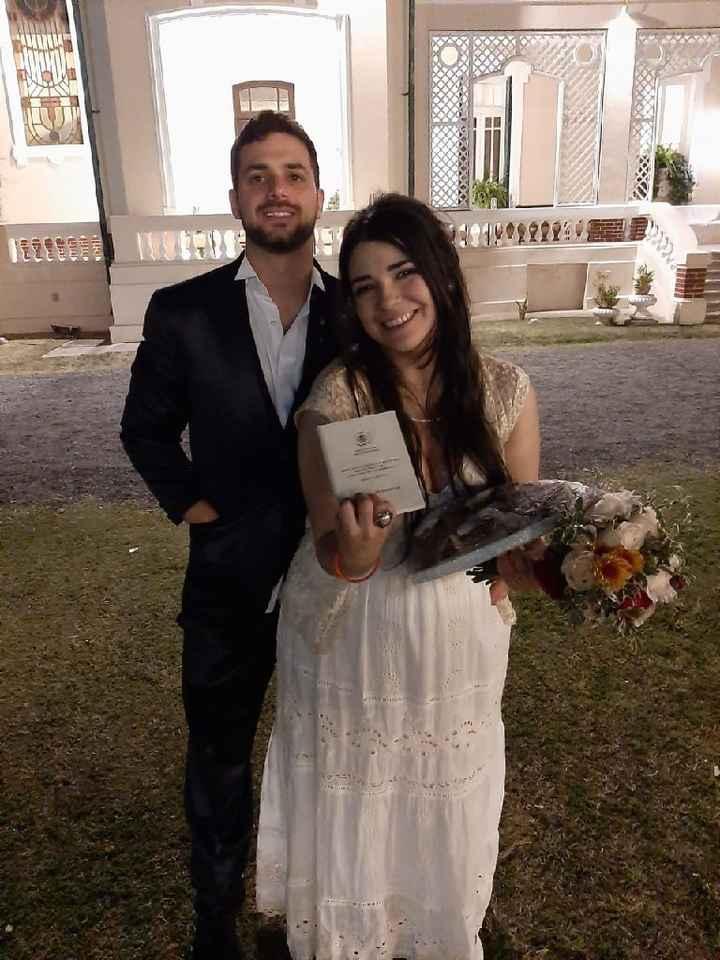 y somos marido y mujer! 🤩🥰 - 16