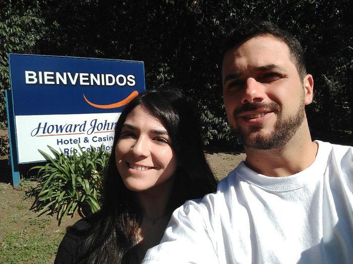 y somos marido y mujer! 🤩🥰 2