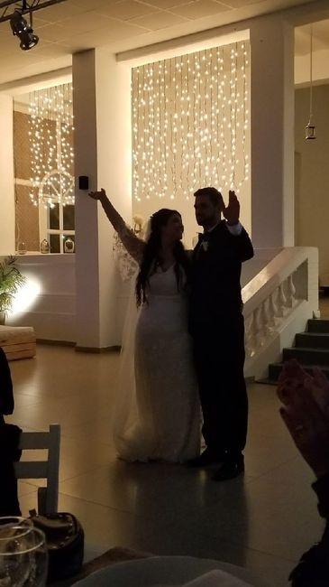 y somos marido y mujer! 🤩🥰 - 6