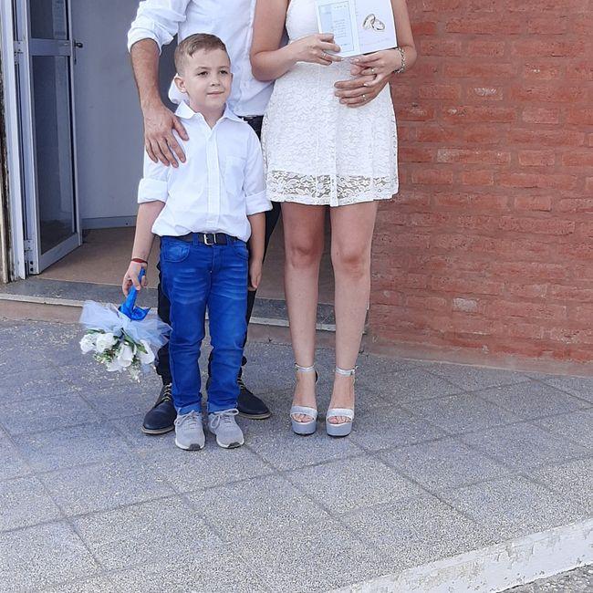 Felizmente casados 🤵🏼👰🏻 4