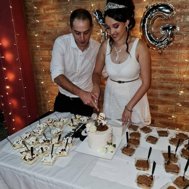 Nuestra fiesta de bodas ❣ Crónica de nuestro Casamiento 🤵🏼👰🏻 7