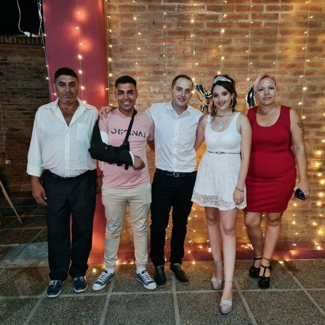 Nuestra fiesta de bodas ❣ Crónica de nuestro Casamiento 🤵🏼👰🏻 11