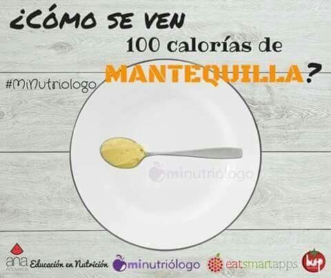 Como se ven 100 calorías....?????? - 1