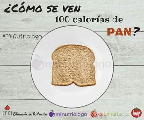 Como se ven 100 calorías....?????? - 3