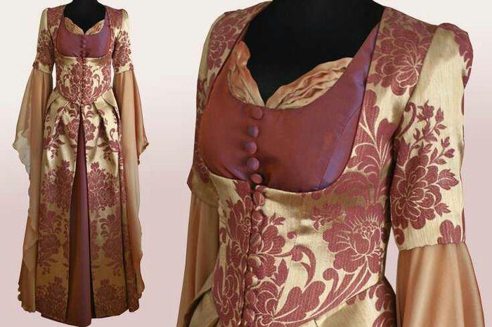 Vestidos de sultanas.... - 8