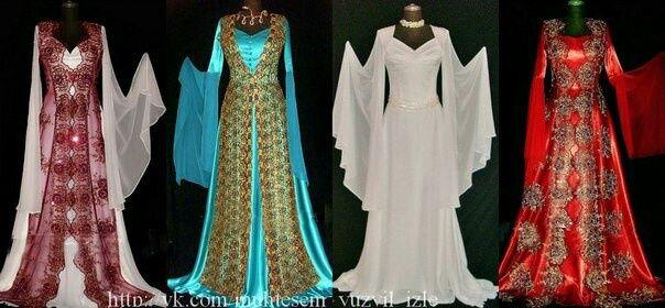 Vestidos de sultanas.... - 12