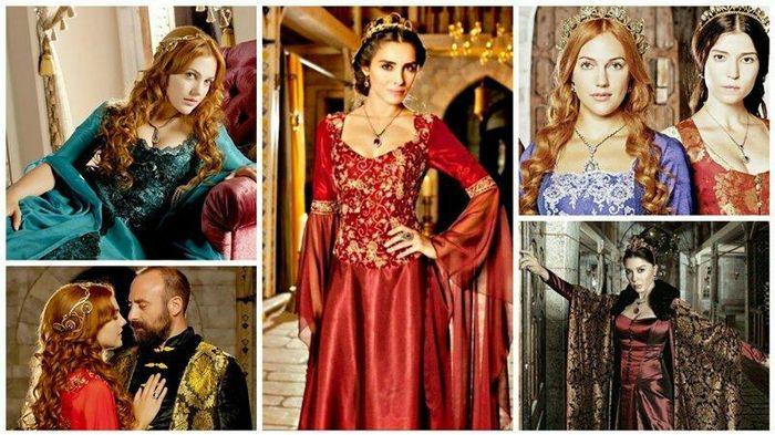 Vestidos de sultanas.... - 13