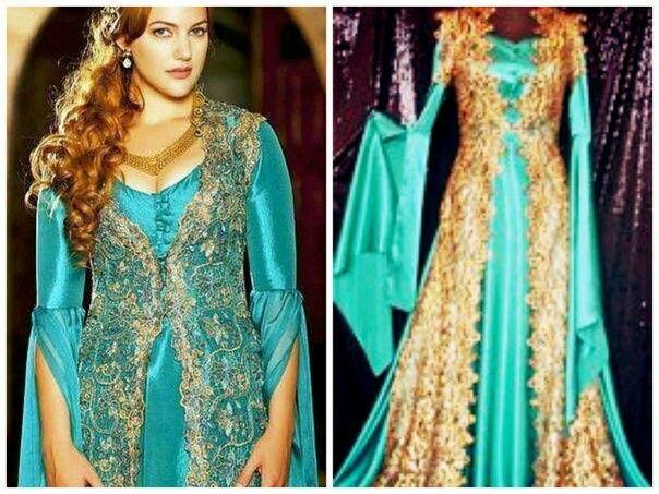 Vestidos de sultanas.... - 14