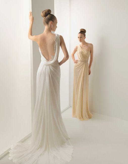Vestidos de novia estilo egipcios (parte1) - 12