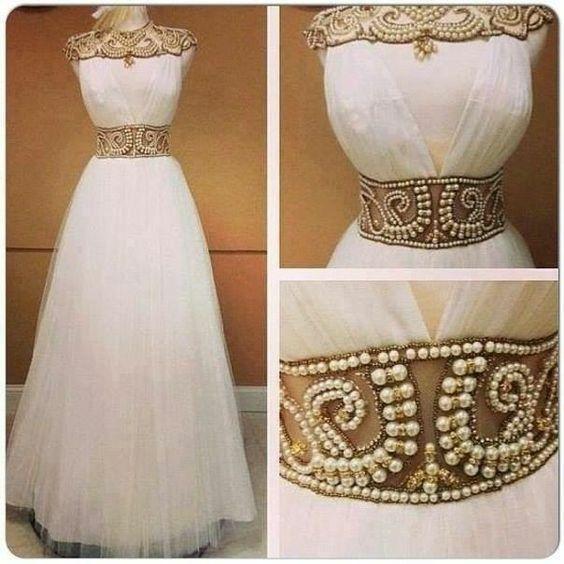 Vestidos de novia estilo egipcios (parte1) - 15