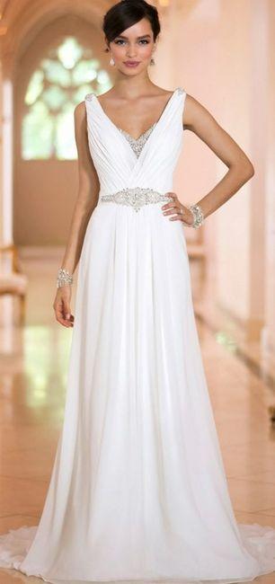 vestidos de novia estilo egipcios (parte1)