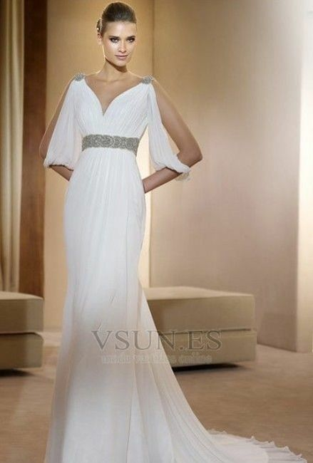 Vestidos de novia estilo egipcios (parte1) - 22