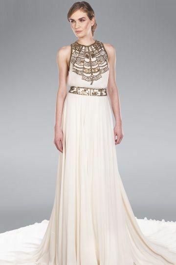 Vestidos de novia estilo egipcios (parte1) - 23