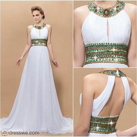 Vestidos de novia estilo egipcios (parte1) - 27