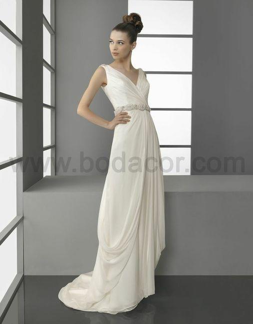 Vestidos de novia estilo egipcios (parte1) - 30
