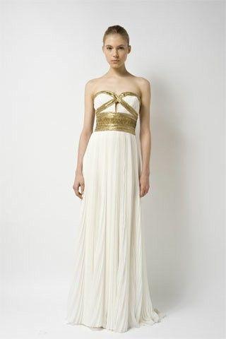 Vestidos de novia estilo egipcios (parte1) - 34