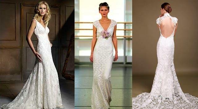 Vestidos de novia crochet - 13