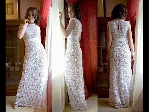 Vestidos de novia crochet - 17