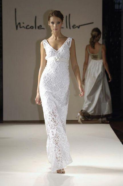 Vestidos de novia crochet - 35