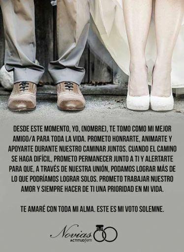 Votos matrimoniales... - 3