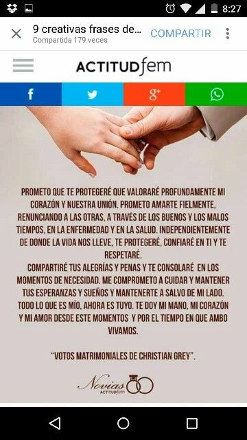 Votos matrimoniales... - 5