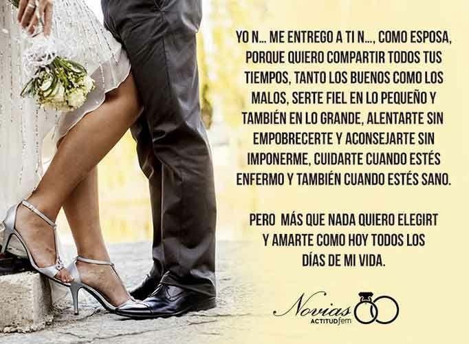 Votos matrimoniales... - 12