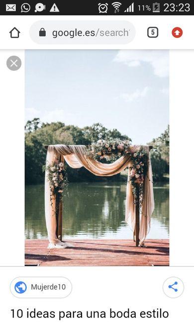 Flor mi casamiento en 3 imagenes - 3