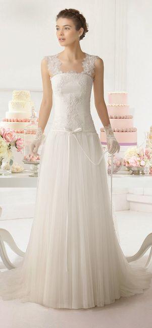 vestido de novia 3 en 1