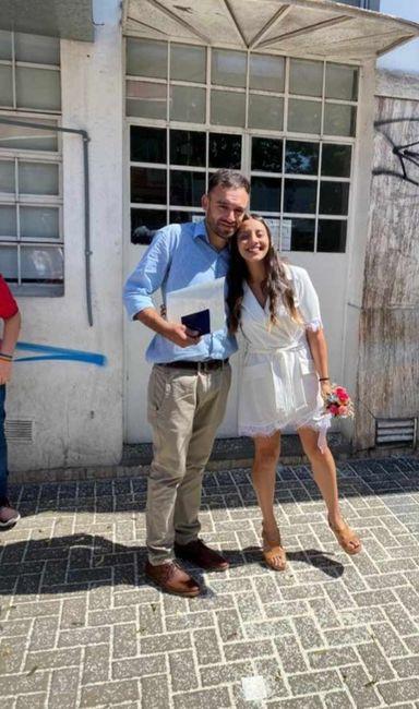 Ya casados!! ♡ 5