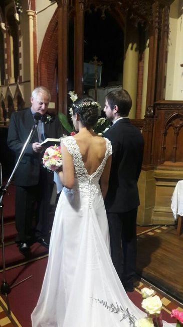 Felizmente casados ❤ - 6