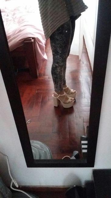 Mis zapatos!!! - 2