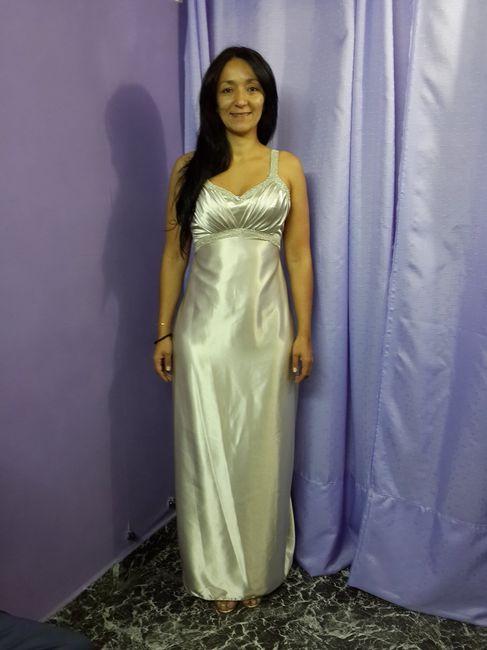 Ultima prueba y entrega del vestido... en la recta final!!! - 2