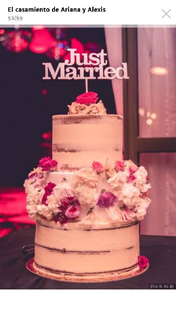 Mi nombre es Florencia y mi boda tendra una mezcla de elegante con campestre - 1