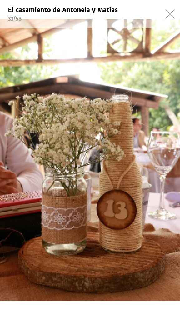Mi nombre es Florencia y mi boda tendra una mezcla de elegante con campestre - 5